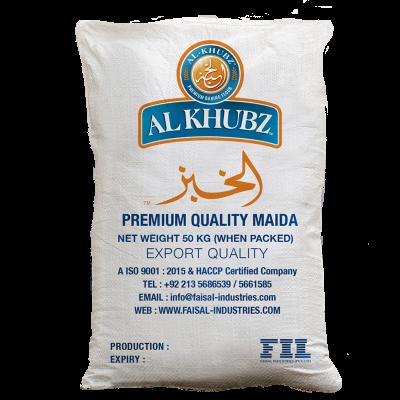Faisal Industries (Pvt) Ltd » Product categories » All Flour